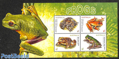 Frogs 4v m/s