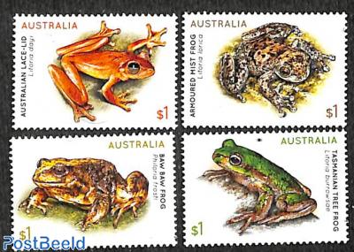 Frogs 4v