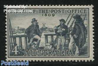 Australian post 1v