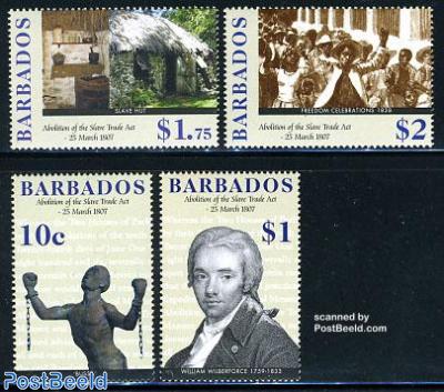Abolition of slavery 4v