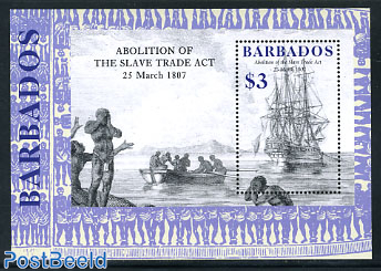Abolition of the slave trade act s/s