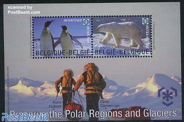 Preserve Polar regions s/s