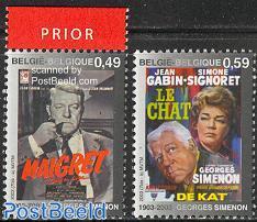 G. Simenon 2v