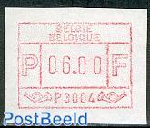 Automat stamp 1v