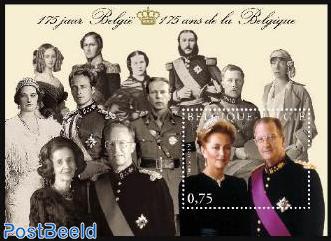 175 Years Belgium s/s