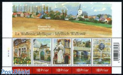 Idyllic Wallonia 5v m/s