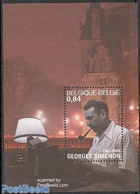 Georges Simenon s/s