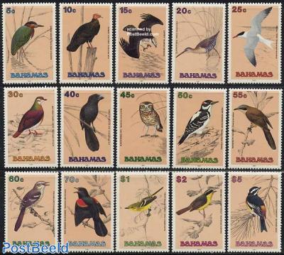 Birds 15v