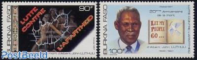 Anti apartheid 2v