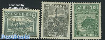 Macedonia 3v