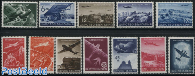 Aeroplanes 12v