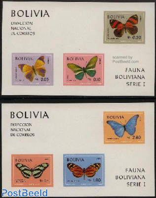Butterflies 2 s/s