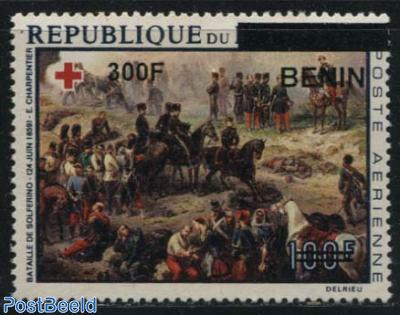 300f on 100f, Red Cross 1v