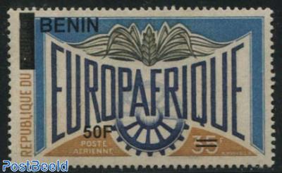 50f on 35f, Europafrique 1v