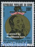 M.L. King 1v