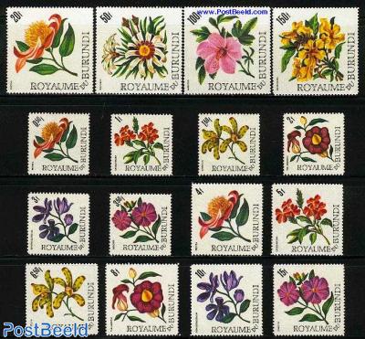 Flowers 16v