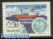 Antarctic expedition 1v