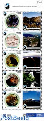 National Parks 10v m/s
