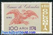 Bank of Colombia 1v