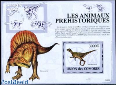 Dinosaurs s/s