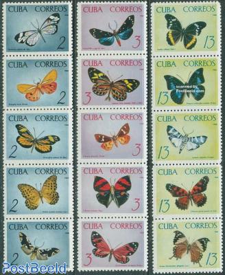 Butterflies 3x5v [::::]