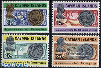 Coins & banknotes 4v