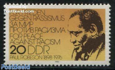 Paul Robeson 1v