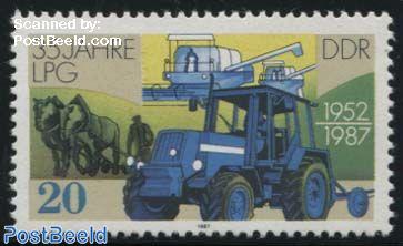 Agricultural co-operation 1v