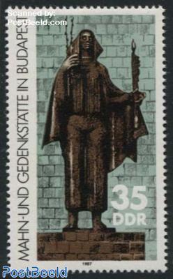 Budapest monument 1v