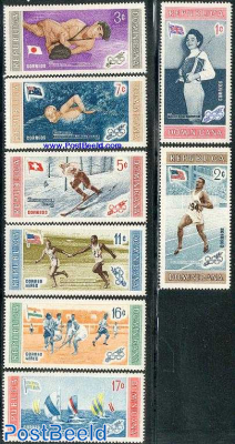 Olympic games 8v