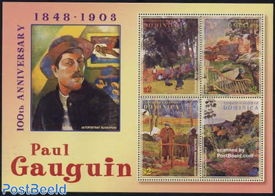 Paul Gaugin 4v m/s