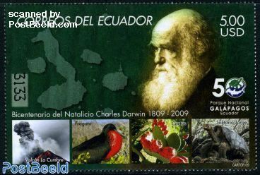 Galapagos National Park, Darwin 1v