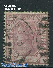 2.5p, Lilarosa, Queen Victoria