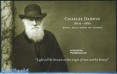 Darwin prestige booklet