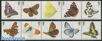 Butterflies 10v ( 2x [::::])