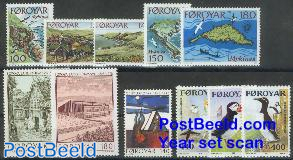 Yearset 1978 (11v)