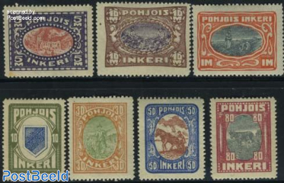 Nordingermanland, definitives 7v
