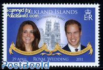 William & Kate royal wedding 1v