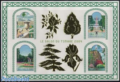 Salon du timbre s/s
