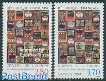 European council, Hundertwasser 2v