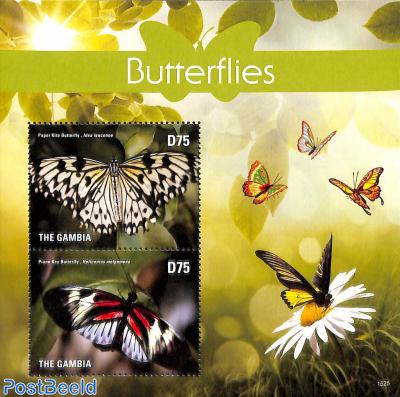 Butterflies 2v m/s