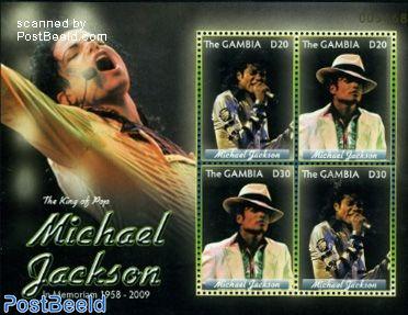 Michael Jackson s/s