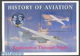 100 years aviation s/s