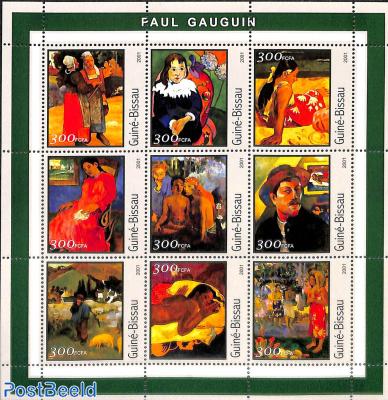 Paul Gaugin 9v m/s