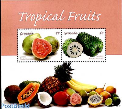 Tropical Fruit 2v m/s