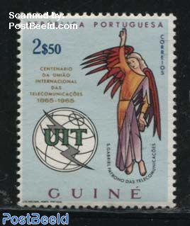 ITU centenary 1v