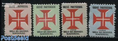 Welfare stamps, Defense 4v