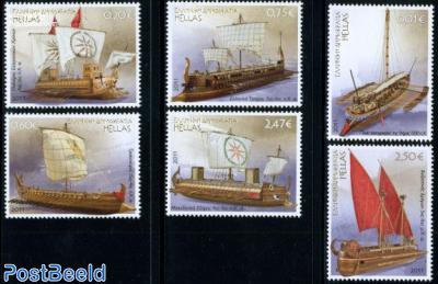 Ships 6v