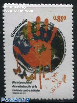 Violence Against Women 1v, Joint Issue El Salvador, Ecuador, Dominican Republic, Venezuela