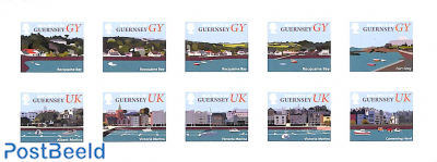 Guernsey Coast 10v s-a